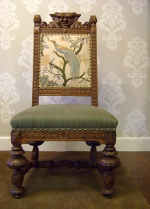 Reupholstery a specialty at interiors of edmonds for Furniture edmonds wa